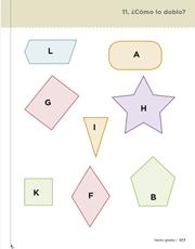Libro Desafíos Matemáticos sexto grado Página 177