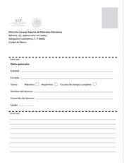 Libro Desafíos Matemáticos sexto grado Página 184