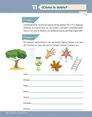 Libro Desafíos Matemáticos sexto grado Página 22