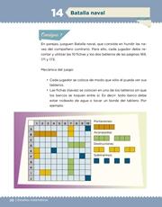 Libro Desafíos Matemáticos sexto grado Página 28