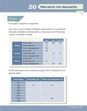 Libro Desafíos Matemáticos sexto grado Página 37