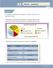 Libro Desafíos Matemáticos sexto grado Página 41