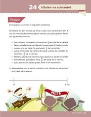 Libro Desafíos Matemáticos sexto grado Página 45