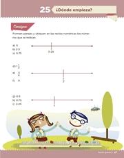 Libro Desafíos Matemáticos sexto grado Página 47