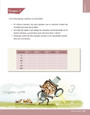 Libro Desafíos Matemáticos sexto grado Página 49