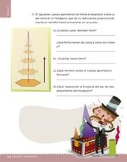 Libro Desafíos Matemáticos sexto grado Página 54