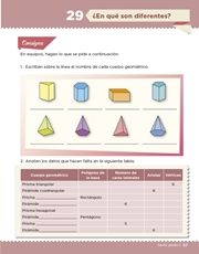 Libro Desafíos Matemáticos sexto grado Página 57