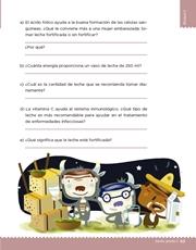 Libro Desafíos Matemáticos sexto grado Página 63