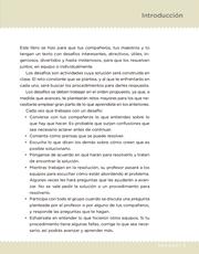 Libro Desafíos Matemáticos sexto grado Página 7
