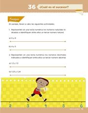 Libro Desafíos Matemáticos sexto grado Página 73