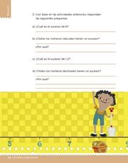 Libro Desafíos Matemáticos sexto grado Página 74