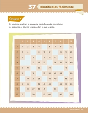 Libro Desafíos Matemáticos sexto grado Página 75
