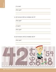 Libro Desafíos Matemáticos sexto grado Página 80