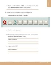 Libro Desafíos Matemáticos sexto grado Página 87