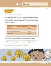 Libro Desafíos Matemáticos sexto grado Página 97