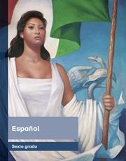 Libro Español sexto grado Página 1