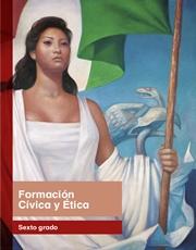 Libro Formación Cívica y Ética sexto grado Página 1