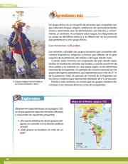 Libro Geografía sexto grado Página 102