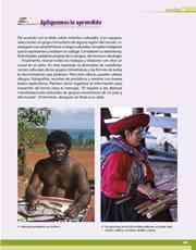Libro Geografía sexto grado Página 105