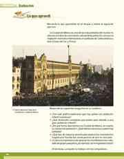 Libro Geografía sexto grado Página 106