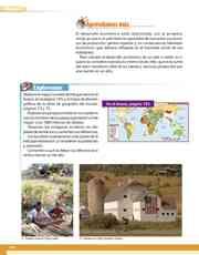 Libro Geografía sexto grado Página 114