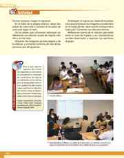 Libro Geografía sexto grado Página 116