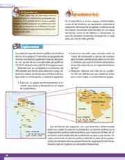 Libro Geografía sexto grado Página 20
