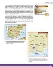 Libro Geografía sexto grado Página 23