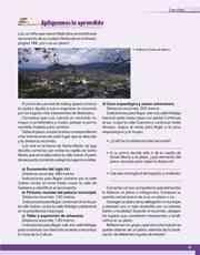 Libro Geografía sexto grado Página 31