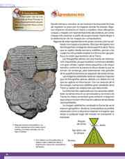 Libro Geografía sexto grado Página 34
