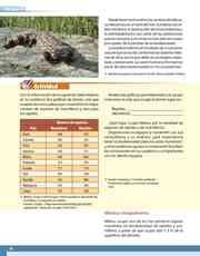 Libro Geografía sexto grado Página 56