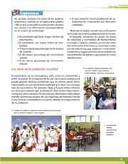 Libro Geografía sexto grado Página 81