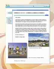 Libro Geografía sexto grado Página 92