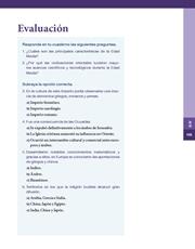 Libro Historia sexto grado Página 105