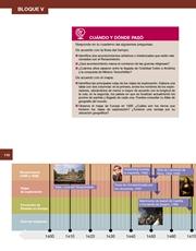 Libro Historia sexto grado Página 110
