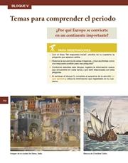 Libro Historia sexto grado Página 112