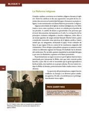 Libro Historia sexto grado Página 126