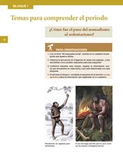 Libro Historia sexto grado Página 16