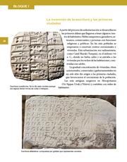 Libro Historia sexto grado Página 26