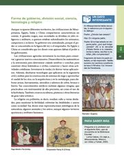 Libro Historia sexto grado Página 41