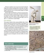 Libro Historia sexto grado Página 45