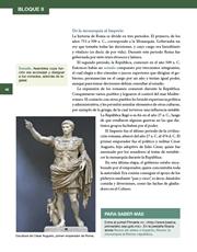 Libro Historia sexto grado Página 46