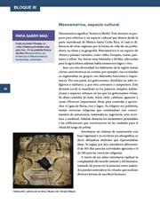 Libro Historia sexto grado Página 62