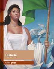 Libro Historia sexto grado Página 1