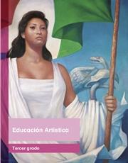 Libro Educación Artística tercero grado Página 1