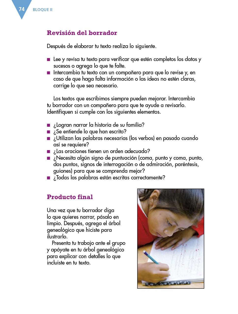 libros de texto español secundaria pdf