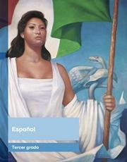 Libro Español tercero grado Página 1