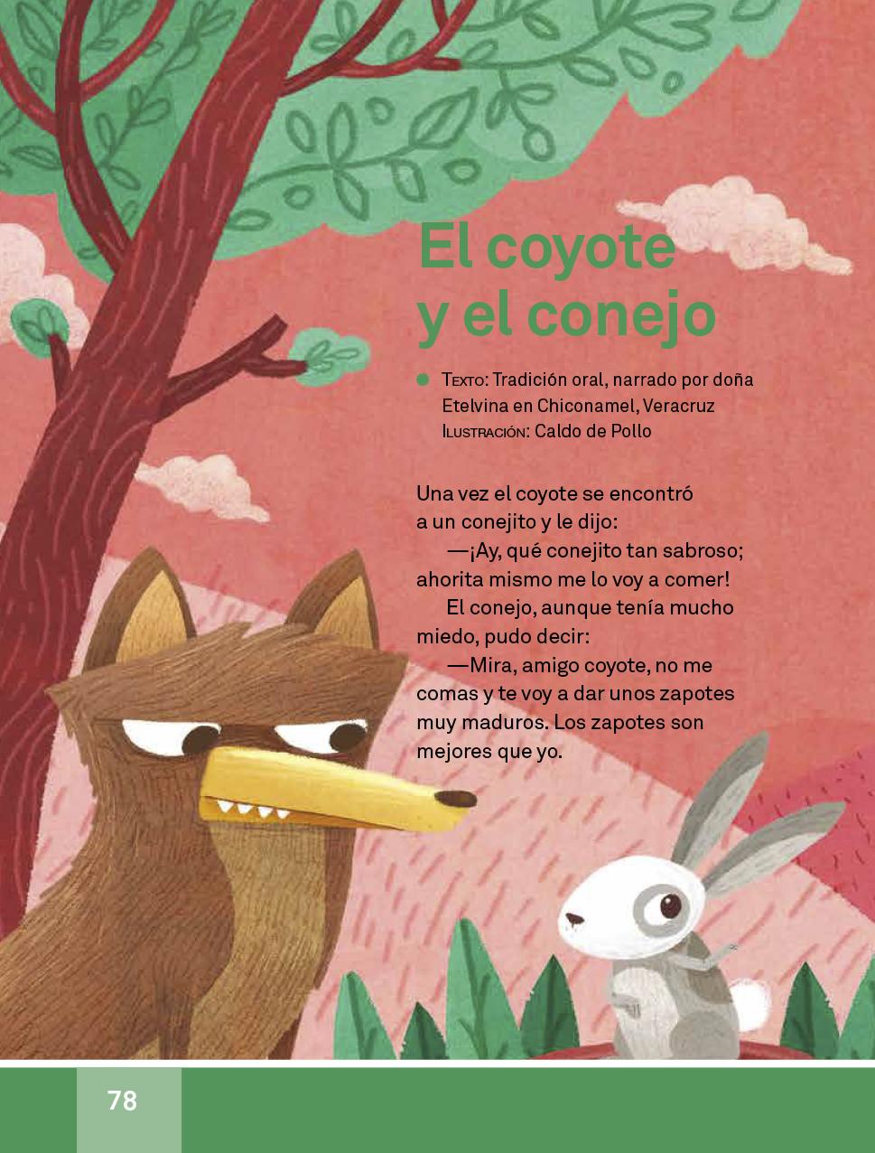 libro de español tercer grado en pdf