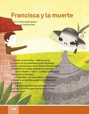 Libro Español libro de lectura tercero grado Página 108