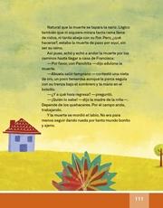 Libro Español libro de lectura tercero grado Página 111